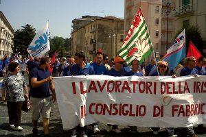 Donato Arcieri Rassicura i Lavoratori di Iris Bus Iveco - AMSIA Motors è Pronta all'Acquisizione.