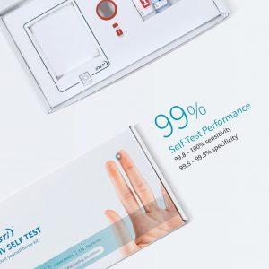 Self Test HIV - Un Metodo Semplice per Poter Diagnosticare la Malattia.