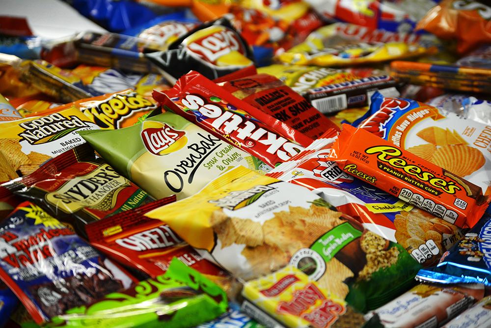 Negozio Cibo Americano - Dove Trovare gli Snack Migliori e Più Convenienti.